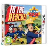Fireman Sam To The Rescue 3DS Game