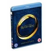 The Lord of the Rings The Return of the King Extended Edition Blu Ray