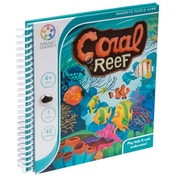 Coral Reef Smart Games Puzzle Game Book