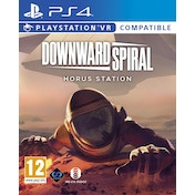 Downward Spiral Horus Station PS4 Game (PSVR Compatible)