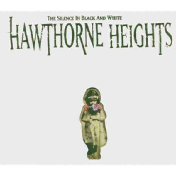 Hawthorne Heights - Silence In Black And White CD & DVD