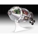 Apollo 11 Spacecraft with Interior 50th Anniversary First Moon Landing 1:32 Revell Model Kit - Image 3
