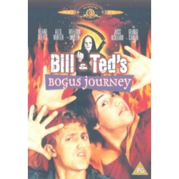 Bill & Teds Bogus Journey DVD
