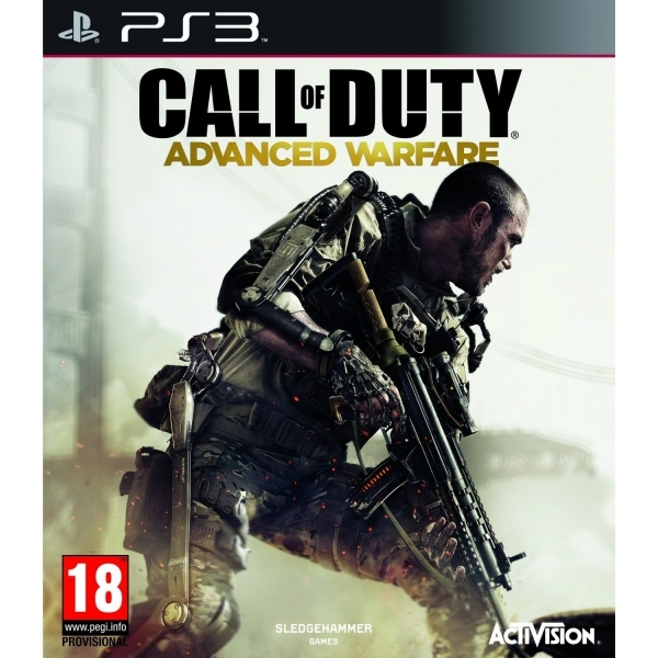 Call Of Duty Advanced Warfare PS3 Game