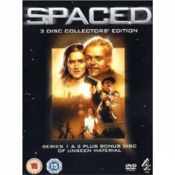 Spaced Definitive Collectors' Edition DVD