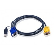 KVM CABLE USB PC TO HD SWITCH 1.8m