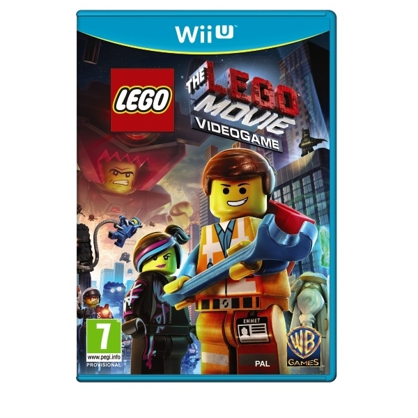 Image of LEGO Movie Videogame [Wii U]
