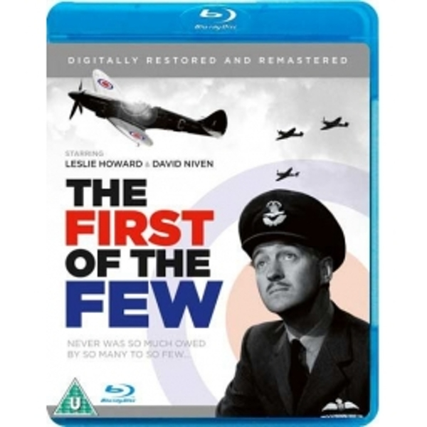 The First of the Few  Digitally Remastered Blu ray