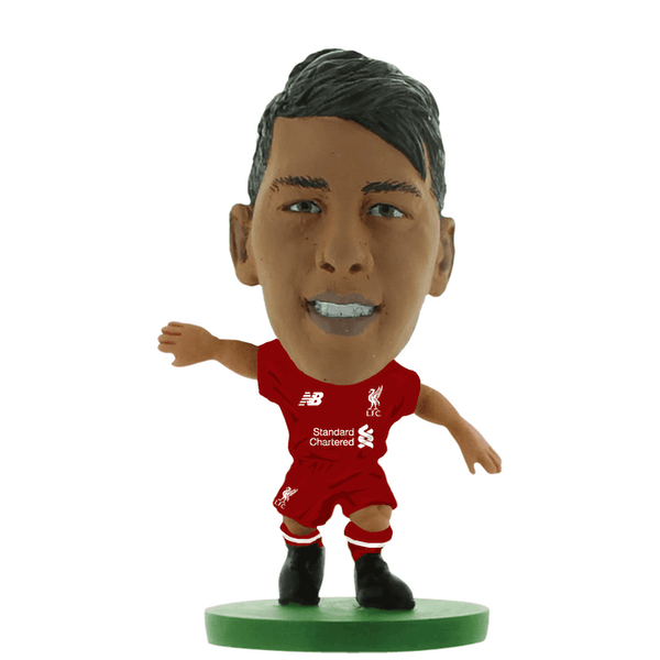 Soccerstarz Firmino Liverpool Home Kit 2020 Figure