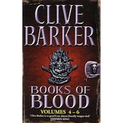Books Of Blood Omnibus 2: Volumes 4-6 by Clive Barker (Paperback, 1988)