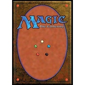 Ultra Pro Magic The Gathering - Classic Card Back Deck Protector Sleeves (100 Pack)