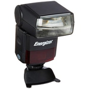 Energizer ENF-600N Power Zoom i-TTL Flash for Nikon DSLRs (Black)