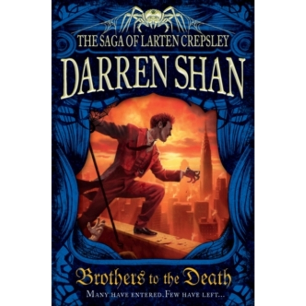 Brothers to the Death (The Saga of Larten Crepsley, Book 4) by Darren Shan (Paperback, 2012)