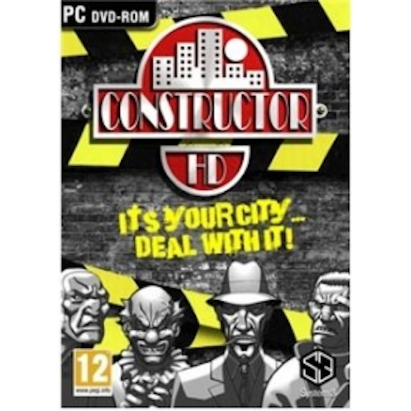 Constructor HD PC Game