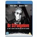 Dr. Strangelove Or How I Learned to Stop Worrying and Love the Bomb Blu-ray