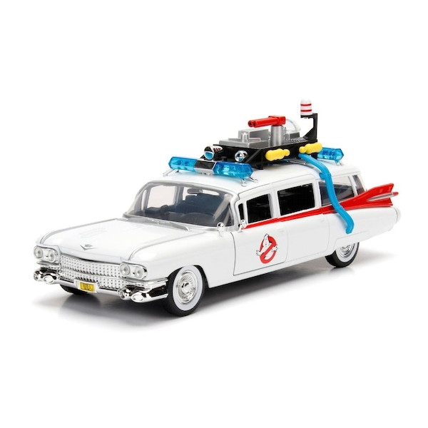 ECTO-1 (Ghostbusters) Jada 1:24 Model - Image 1