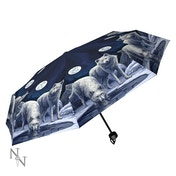 Warriors of Winter Umbrella