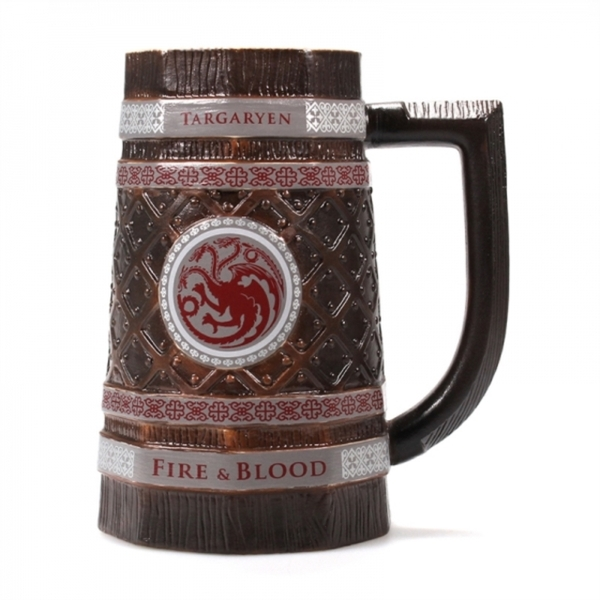 Game Of Thrones - Targaryen Ceramic Stein Mug