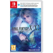 Final Fantasy X / X-2 HD Remaster Nintendo Switch Game