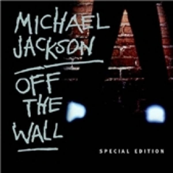 Michael Jackson Off The Wall Special Edition CD