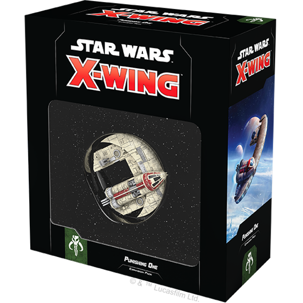 Star Wars X-Wing: Punishing One Expansion Pack