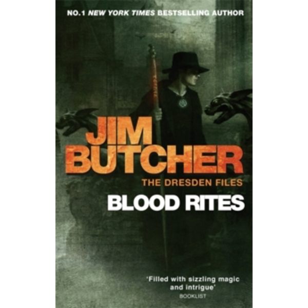 Blood Rites : The Dresden Files, Book Six