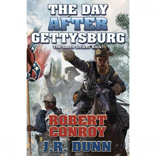 The Day After Gettysburg Hardcover