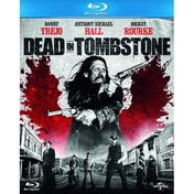 Death In Tombstone Blu-ray and UV Copy