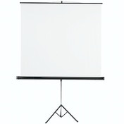 Hama Tripod Projection Screen, 155 x 155 cm, white
