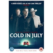 Cold In July DVD