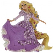 Rapunzel Treasure Keeper Disney Traditions Figurine