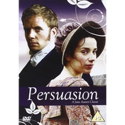 Persuasion Complete ITV Adaptation DVD