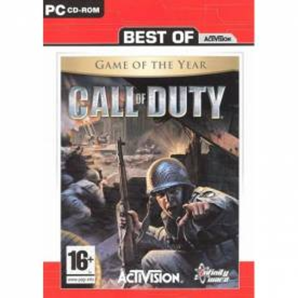 Call Of Duty Game Of The Year Edition (GOTY) Game PC