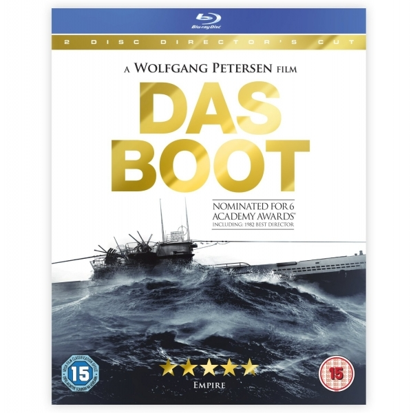 Das Boot Director's Cut Blu-ray