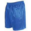 Precision Striped Continental Football Shorts 42-44 inch Royal Blue