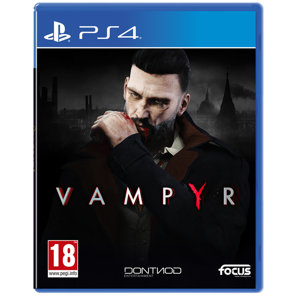 Vampyr PS4 Game - Image 1