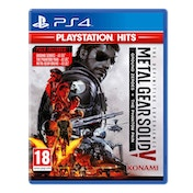 Metal Gear Solid V Definitive Experience PS4 Game (PlayStation Hits)