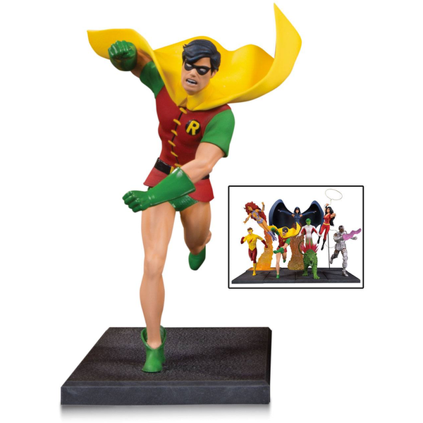 Robin (Teen Titans) Part 1 Multi-Part Statue