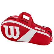Wilson Match III Racket Bag - Holds 6