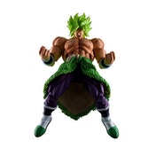 Super Saiyan Broly Full Dragon Power (Dragonball Z) S. H. Figuarts Action Figure