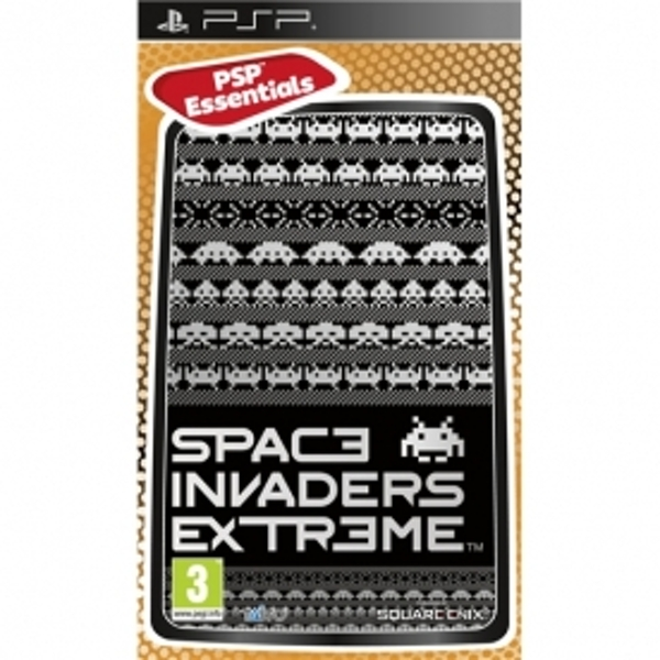 Space Invaders Extreme Game (Essential) PSP