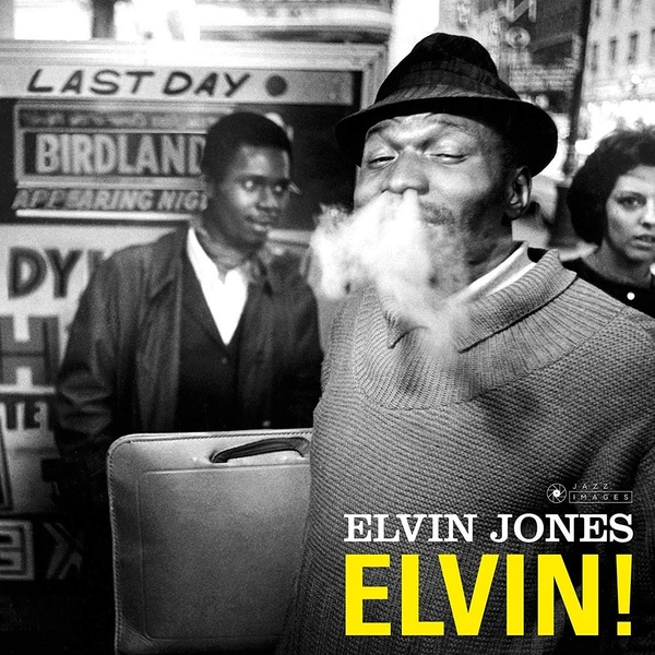 Elvin Jones - Elvin! (Deluxe Edition) Vinyl