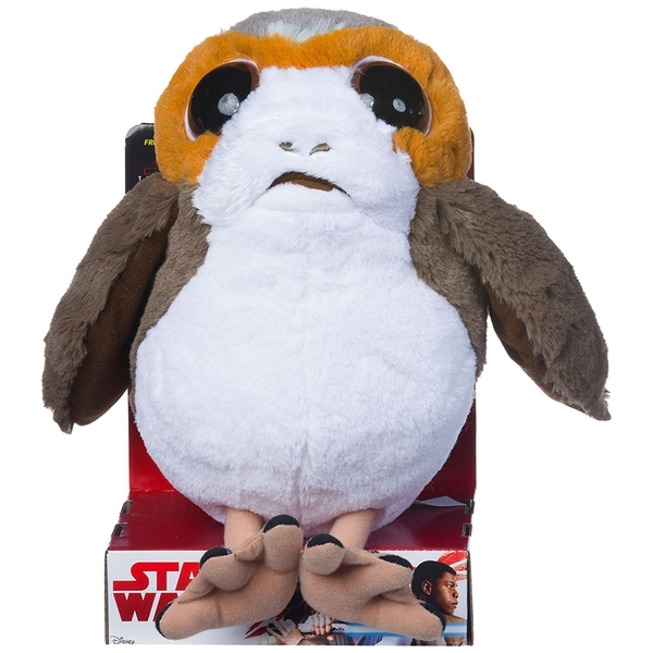 Star Wars Episode 8 Porg 10 Inch Plush