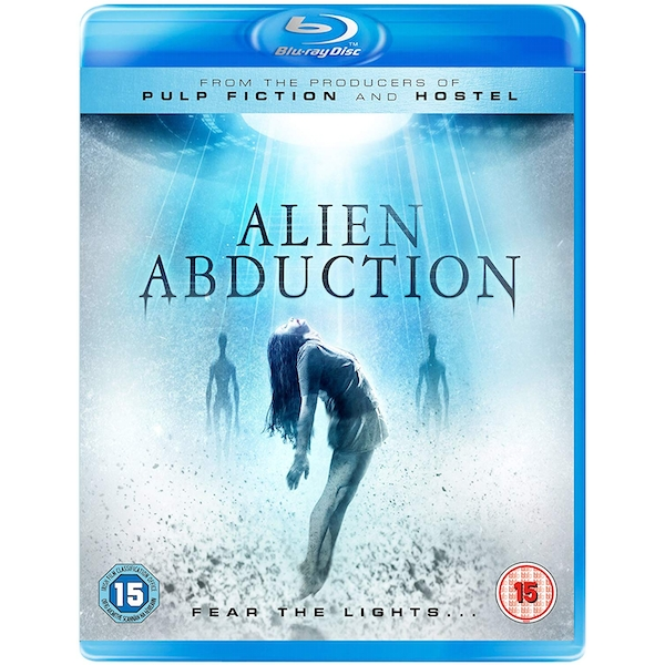 Alien Abduction Blu-Ray