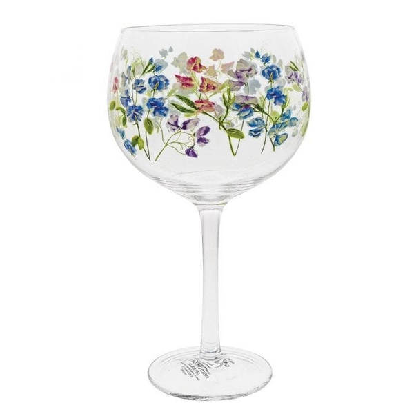 Sweet Pea Copa Gin Glass