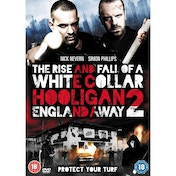 The Rise And Fall Of A White Collar Hooligan 2 England Away DVD