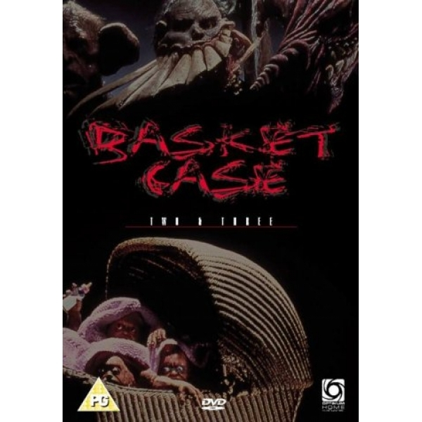 Basket Case 2/Basket Case 3 - The Progeny DVD