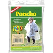 Coghlans Lightweight Poncho for Children - Fits ages 6 and up