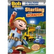 Bob The Builder - Starting From Scratch DVD