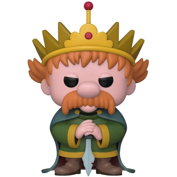 King Zog (Disenchantment) Funko Pop! Vinyl Figure